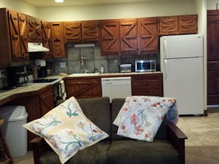Home away from home, clean & comfortable, Close To 7 Major Ski Areas