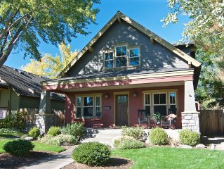 Bluebird Day - Harmon Park Bungalow Exceptional Location Bike or Walk Everywhere