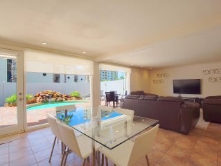 Largest Condo with Private Patio and Pool /FREE WIFI/EMAIL ME FOR BETTER PRICE!!