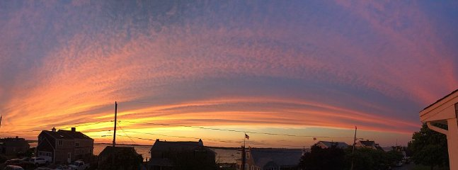 Sunset on Sunset Ln.