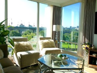 EXECUTIVE SUITE - Waterfront, Marina & Park View Condo - 2 bedrooms in Yaletown