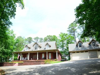 Beautiful Custom Built Home Overlooking Greers Ferry Lake