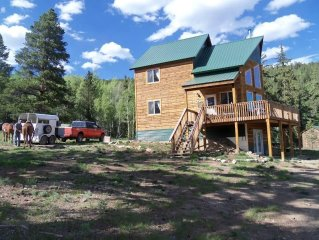 Gunnison Mountain Home (Near Pitkin)