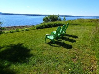 Oceanfront Charmer 3 Bed 2 Bath Acadia - Bar Harbor