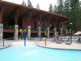 NEW Cultus Lake Cottage -3 bedrooms/3 bath; sleeps 7-10; resort like amenities