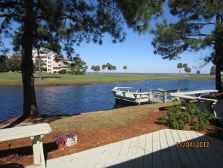 Bayside Sandestin Townhouse With Great View!