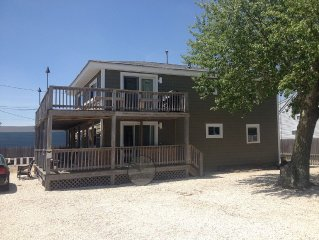2nd Floor, Renovated Duplex, 3BR,  7th Home from Beach