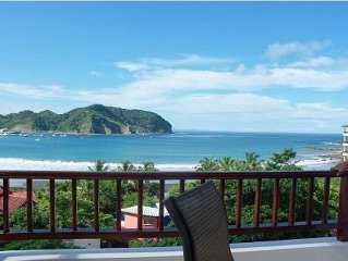 Amazing New Beachfront Condo With Spectacular Ocean Views & Close To The Town