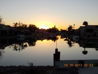 Spring Training - Just Minutes Away! Beautiful Sunrises