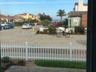 Santa Cruz. West Clliff, walk to Boardwalk, Wharf, Beaches and restaurants