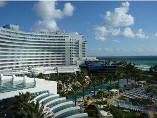 Fontainebleau Sorrento Oceanview Junior Suite - Miami Beach
