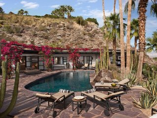 Desert Oasis With 360° Unobstructed Views Of Palm Springs And The Mountains