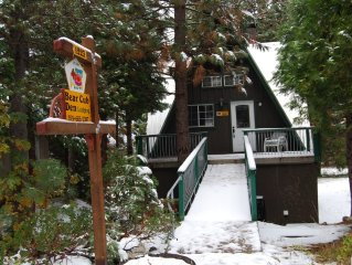 A great place to stay!!  Just 1 1/2 miles to Park