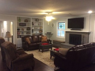 New Listing Great Location! Central To Everything! A&M, Kyle Field, Restaurants
