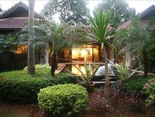 Private Villa Close to Nai Harn Beach & Kata Beach