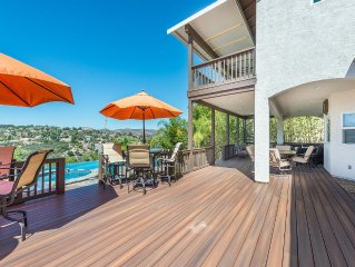 Relax in the wine country of San Diego County