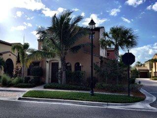 Amazing Villa In Award Winning Resort Style Community