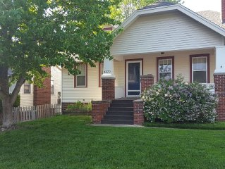 Perfect Family Vacation Home!! Close to Down Town!! Great Neighborhood!!
