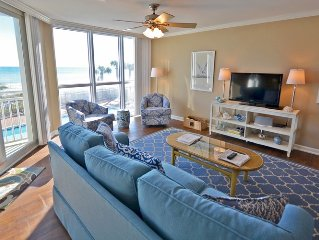 Best View - 2BR Beachfront Condo