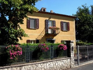 Beautiful Villa In One Of 'Italy's Most Beautiful Small Towns.'