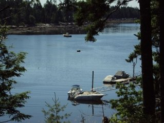 Oceanfront Georgetown Maine
