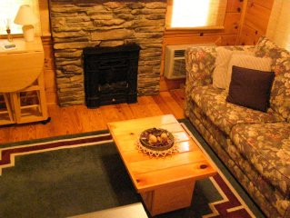 Miss Jo's...Remote Cabin with Outdoor Hot tub