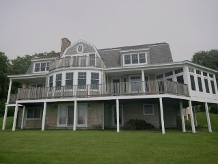 Beautiful Beachfront 6 BR  House in Kittery Point - Sleeps 12