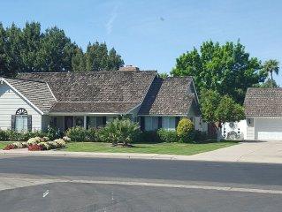 Beautiful Garden Cottage In Northeast Mesa