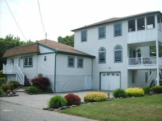 Pet-friendly Home Just One Block From The Delaware Bay
