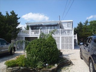 Exclusive Barnegat Light Beach Rental'Wafting Breezes'