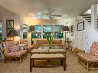 'Coastal Living Cottage' - Escape to Charming, Seaside Delray Beach.