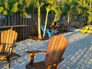 Sunset View on Lemon Bay - Duplex property- Starfish Cottage