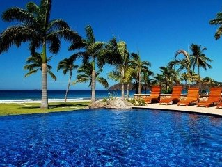 Gorgeous Beachfront Villa