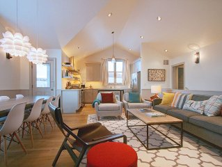 Mountain Modern Home In Mount Crested Butte - One block to Free Ski Shuttle!