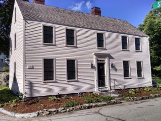 1750 Colonial House In Historic New Castle - Avail. June - October
