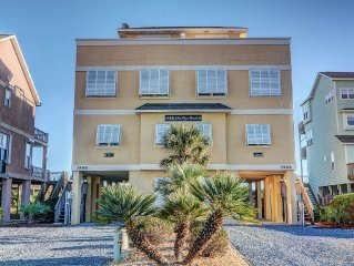 Now Booking Summer '17! OCEANFRONT, 6BR+2 Qn Alcoves, 2 Kit, 2 Liv Rms, 4FB, 2HB