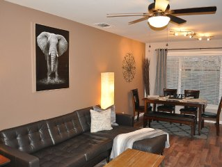 Adison GOLD - Organic Garden & Barbecue, Easy Access to Hwy, Downtown & Airport