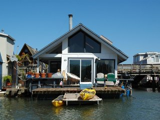 Gorgeous Water Views,  Amazing Sausalito Summer Rental