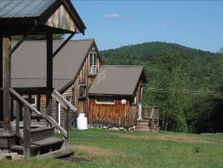 Secluded Cabin on 400 Acres: Swim, Hike, Fish, Relax, PLAY!