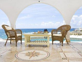Beach Villa Oyster Pearl Cool Breeze Soft Sand Warm Ocean.