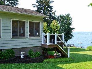 Tranquil Lakeside Living - Skaneateles Lake