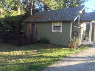 Cute One Bedroom Cottage In Real Downtown Murphys With Old West Theme