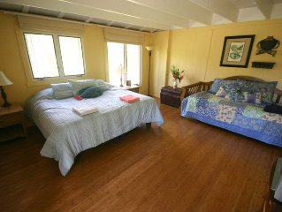 Spacious & Comfortable Makena Cottage at Ho'omana B&B