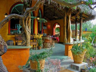 El Encanto - Artful Luxury in a Rustic Setting by the Sea