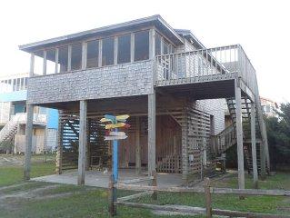 Semi-Oceanfront Classic w/ Elite Amenities-Oceanfront Community Pool/ Pier/ Gym