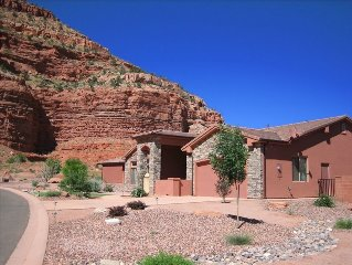Spectacular Redrock Canyon Resort Home - Zion, Grand Canyon, Bryce, Lake Powell