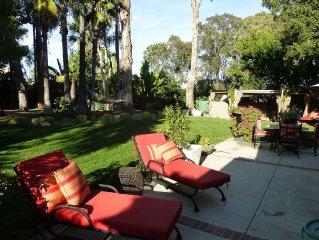 Gorgeous Indoor/Outdoor Retreat!
