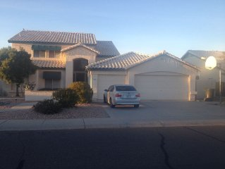 *Beautiful house! 2 miles Peoria Sports Complex