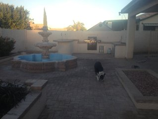 *March Reduction!  $2500 /week,!* Beautiful house! 2 miles Peoria Sports Complex