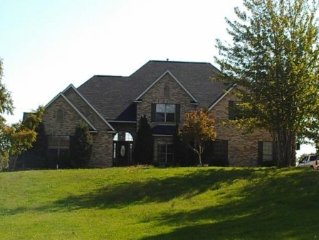 Executive Lake House Estate Near Tunica Casinos Beale & Graceland
